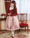 *着用のジャンパースカートは参考商品です
